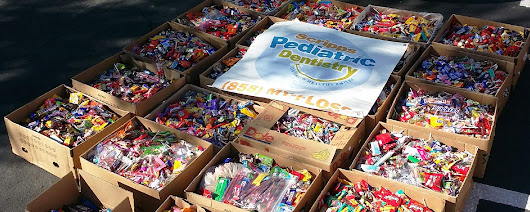 Candy Buy Back- San Diego Pediatric Dentist | Scripps Pediatric Dentistry & Orthodontics