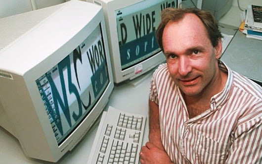 The world's first website went online 25 years ago today