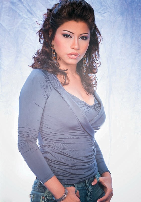 Sherine Egyptian Singer.Model and Actress very hot and sexy wallpapers