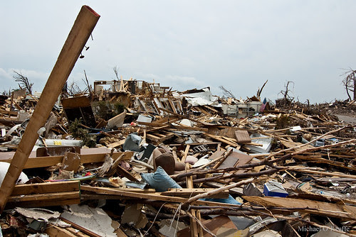 Joplin, MO EF5 Tornado Damage