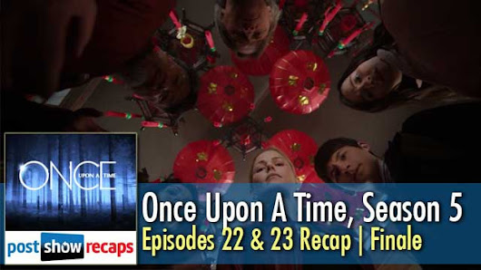 Once Upon a Time, Season 5 Finale Recap | Only You & An Untold Story