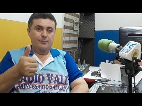 Rádio Vale 95.7 Hora do Povo 25/8/17