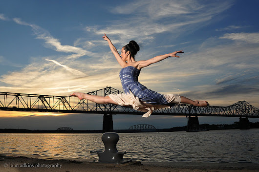 John Adkins Photography Blog: The Ballerina Project