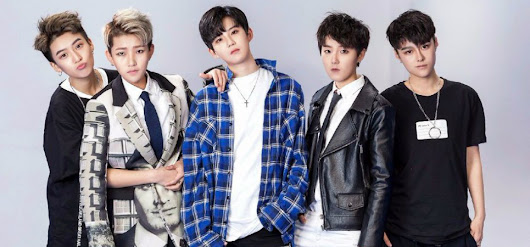ACrush: China's new boy band is all girls | Lesbian News