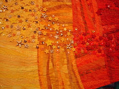 Night Quilting with Hertzsprung & Russell close-up