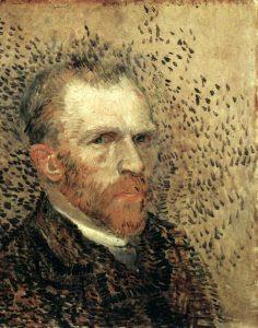 Van Gogh, auto-retrato