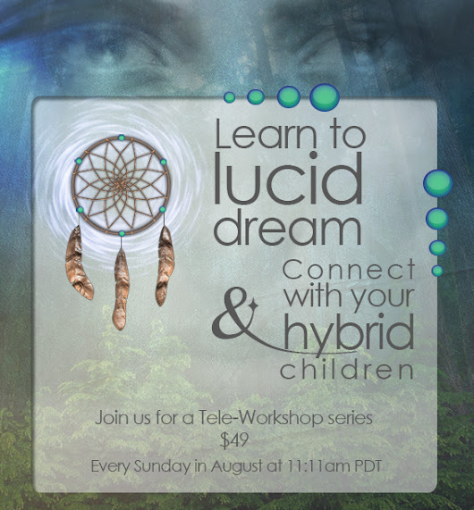 Lucid Dreaming :: Playshop Series | Hybrid Children Community