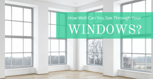 How Well Can You See Out Your Windows? | Design For A Life Span