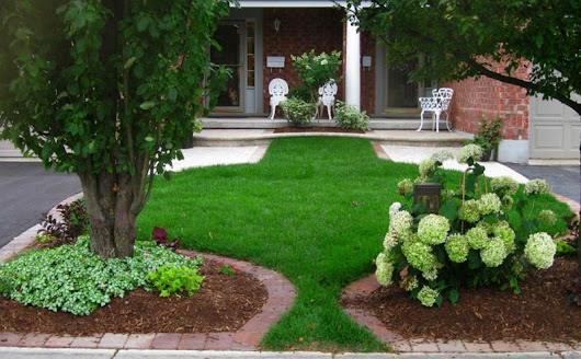 3 Summer Landscape Design Trends - Outdoor Home Living