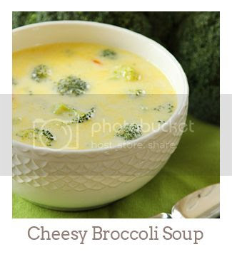 """Cheesy Broccoli Soups"""