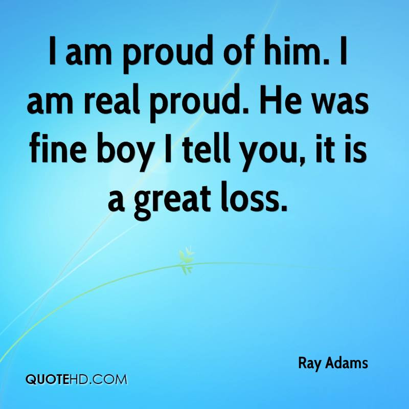 Ray Adams Quotes Quotehd