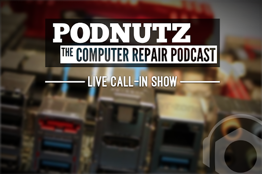 Podnutz – The Computer Repair Podcast #192 – Toronto Unconvention