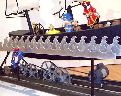 Mutiny Aboard the Cutty Sark by Heidi Cody (hopefully at Beehive)