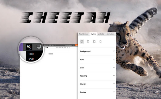 New Cheetah Framework: Updated with Newer, Faster, and Better Features! • Themify