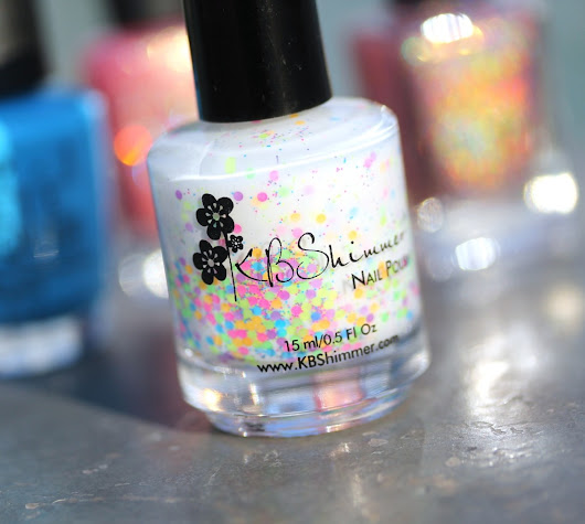 My Top 5 Summer Polishes 2016