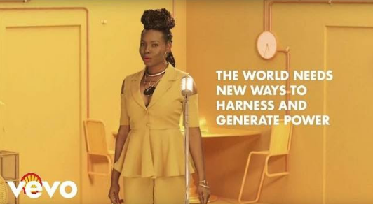 VIDEO: Yemi Alade - Best Day Of My Life | #makethefuture