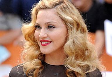Madonna leva sua própria comida a um restaurante - Getty images