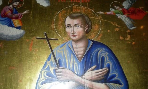Ο όσιος Ιωάννης ο Ρώσος, ο ομολογητής και θαυματουργός († 27 Μαΐου)