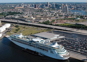 Cruise Maryland Port of Baltimore
