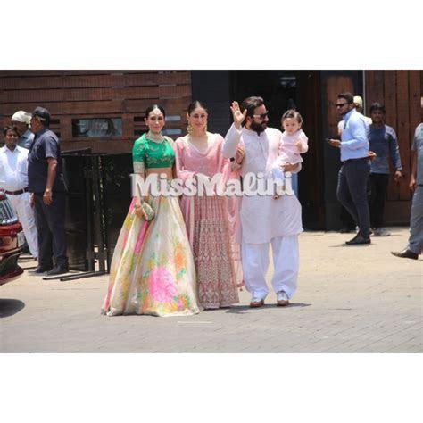 Karisma Kapoor Wore Our Most Favourite Designer To Sonam