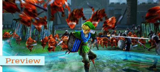 Hyrule Warriors - Preview: Knüppeln statt Knobeln