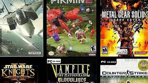 2004 was a great year in gaming history!