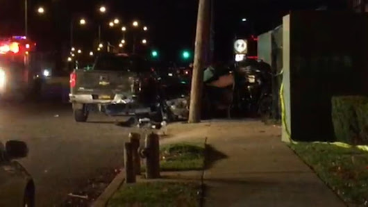 Police identify 2 teens killed in single car crash in Bulls Head, Staten Island |