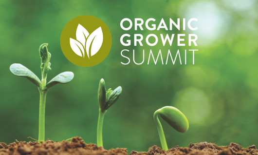 CCA and PCA Training Credits Offered at the Organic Grower Summit 2018