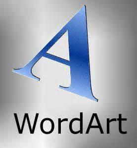 membuat font  menggunakan wordart  microsoft word