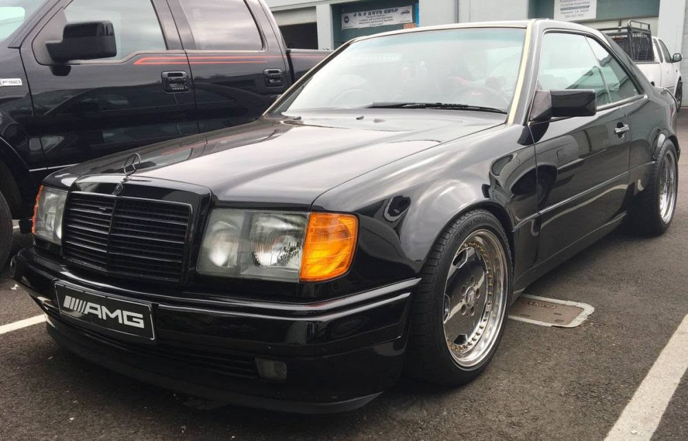 1994 Mercedes-Benz E320 'Hammer Tribute' | German Cars For ...