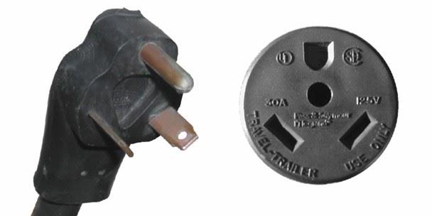 32 30 Amp Rv Plug Wiring Diagram