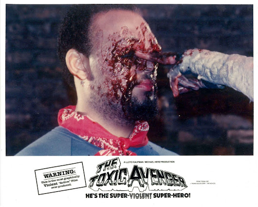 Creature Features in Review: The Toxic Avenger (1984)