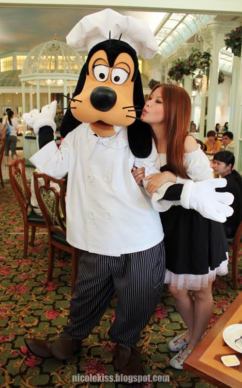chef goofy and i