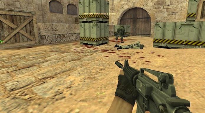Counter-Strike 1.6: veja como criar bots no jogo de ação (Foto: Reprodução)