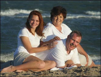 Family Portraits on North Beach