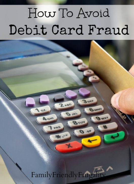 How To Avoid Debit Card Fraud
