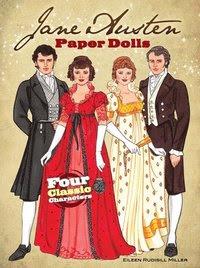 Jane Austen Paper Dolls (häftad)