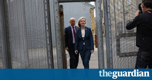 Liz Truss could do for prison food what Jamie Oliver did in schools | Lucy Vincent | Opinion | The Guardian