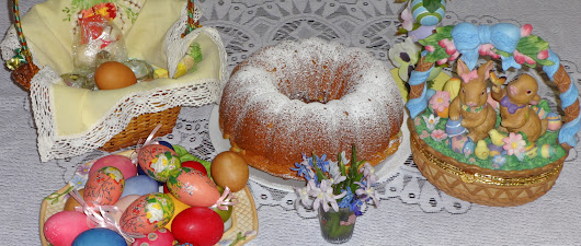 How To Make Simple Delicious Bunt Cake (Babka) For Easter