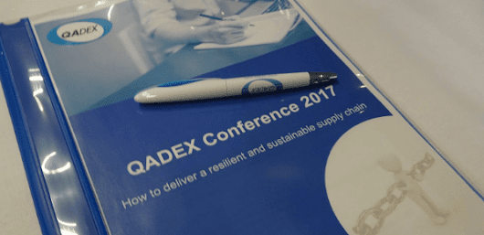 A Look Back at the QADEX Conference 2017 | QADEX