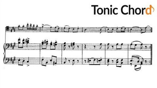 Tonic Chord Orchestra Accompaniment Google