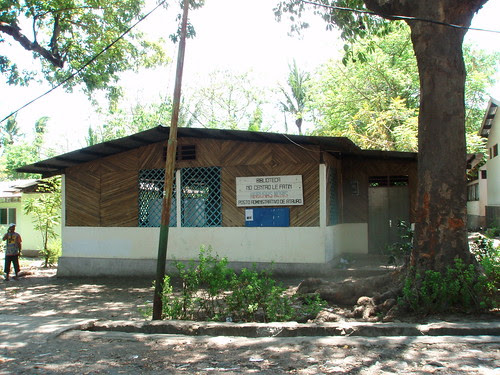 Biblioteka Haburas Moris, NGO Roman Luan, Atauro Island