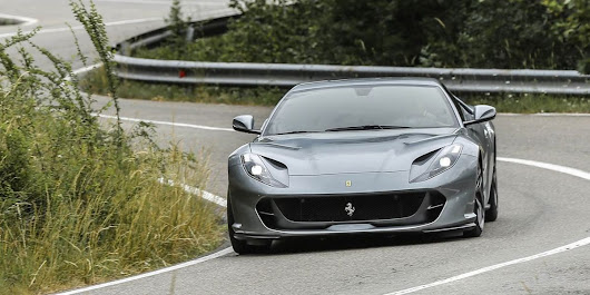 The Ferrari 812 Superfast Is the Ultimate Evolution of a Dying Breed