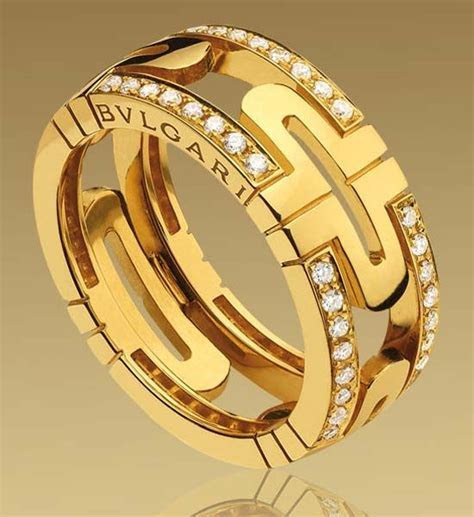 Rings, Glamour and Gold on Pinterest