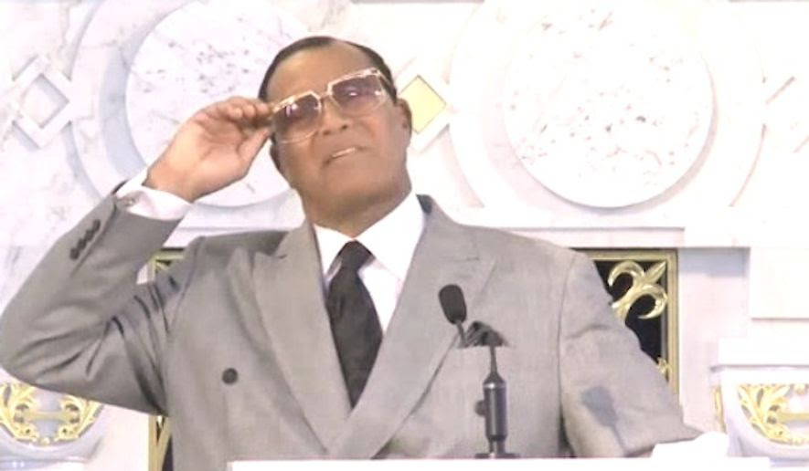 """The Rev. Louis Farrakhan told churchgoers on Sunday that Israelis and """"Zionist Jews"""" played """"key roles"""" in the September 11 terror attacks that left nearly 3,000 people dead. (YouTube)"""