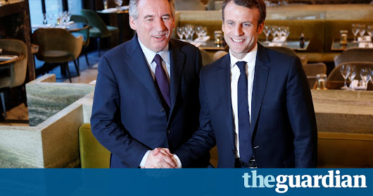 What happens now that Macron has been elected French president? | Kim Willsher | World news | The Guardian