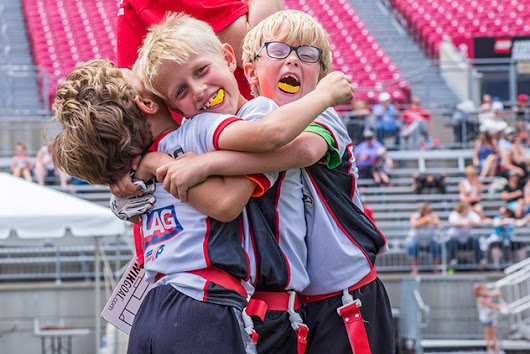 5 Ways to Positively Motivate Your Child in Children's Flag Football | Play Fanatics