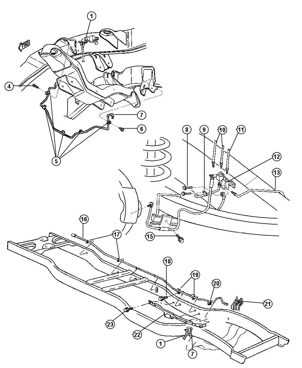 Dodge Wiring Harnes Diagram 1997 - Wiring Schema Collection