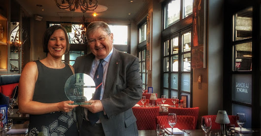 City centre brasserie named Hotel Restaurant of the Year