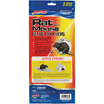 Pic Grt2f Glue Rat Boards, 2 pk,